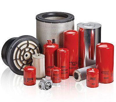 Reciclaje de filtros de motor usado